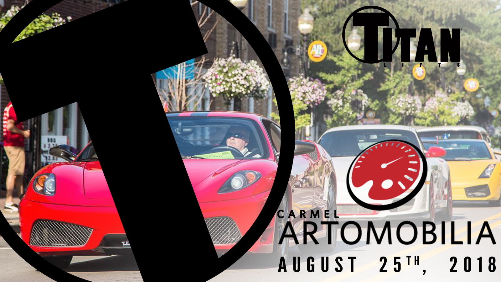 Artomobilia August Th Carmel IN Titan Lifts News - Carmel indiana car show